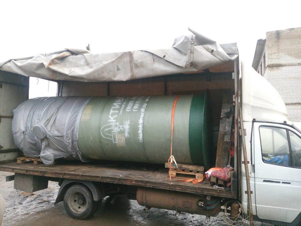 КНС Производственно складской комплекс макаронных и кондитерских изделий г.Обнинск