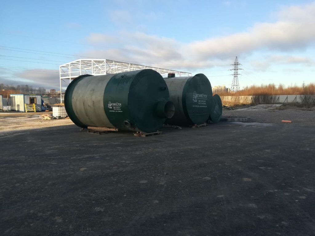 КНС Для Производства оптического оборудования в г Санкт-Петербург
